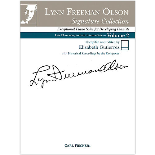 Carl Fischer Lynn Freeman Olson Collection for Piano (Book + CD) Volume 2-thumbnail