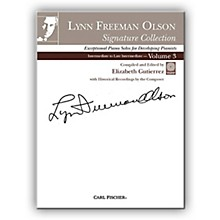 Carl Fischer Lynn Freeman Olson Collection for Piano (Book + CD) Volume 3