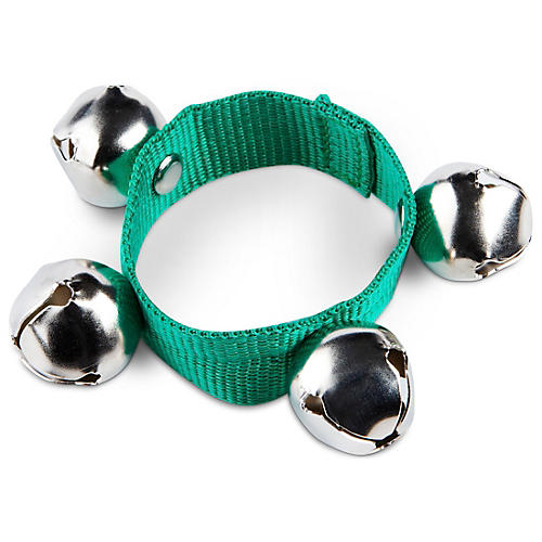 Remo Lynn Kleiner Bells Belt Green