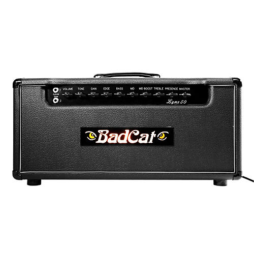 Bad Cat Lynx 50W Guitar Tube Head