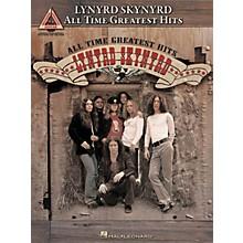 Hal Leonard Lynyrd Skynyrd - All Time Greatest Hits Guitar Tab Songbook