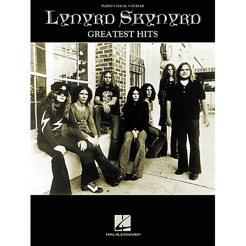 Hal Leonard Lynyrd Skynyrd - Greatest Hits Piano, Vocal, Guitar Songbook