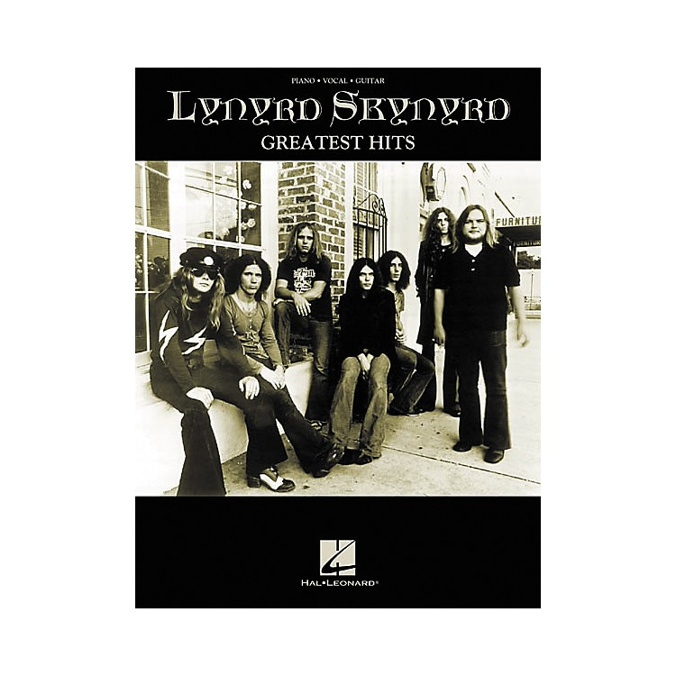 Hal LeonardLynyrd Skynyrd - Greatest Hits Piano, Vocal, Guitar Songbook