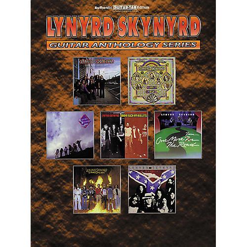Hal Leonard Lynyrd Skynyrd Guitar Anthology Guitar Tab Book-thumbnail