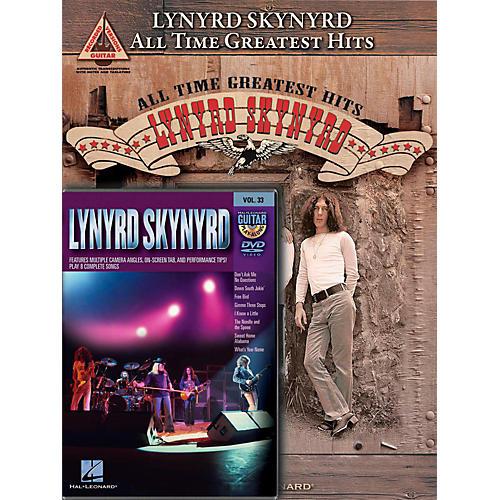 Hal Leonard Lynyrd Skynyrd Guitar Pack