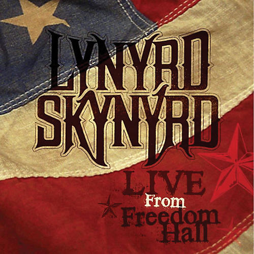 WEA Lynyrd Skynyrd Live from Freedom Hall DVD