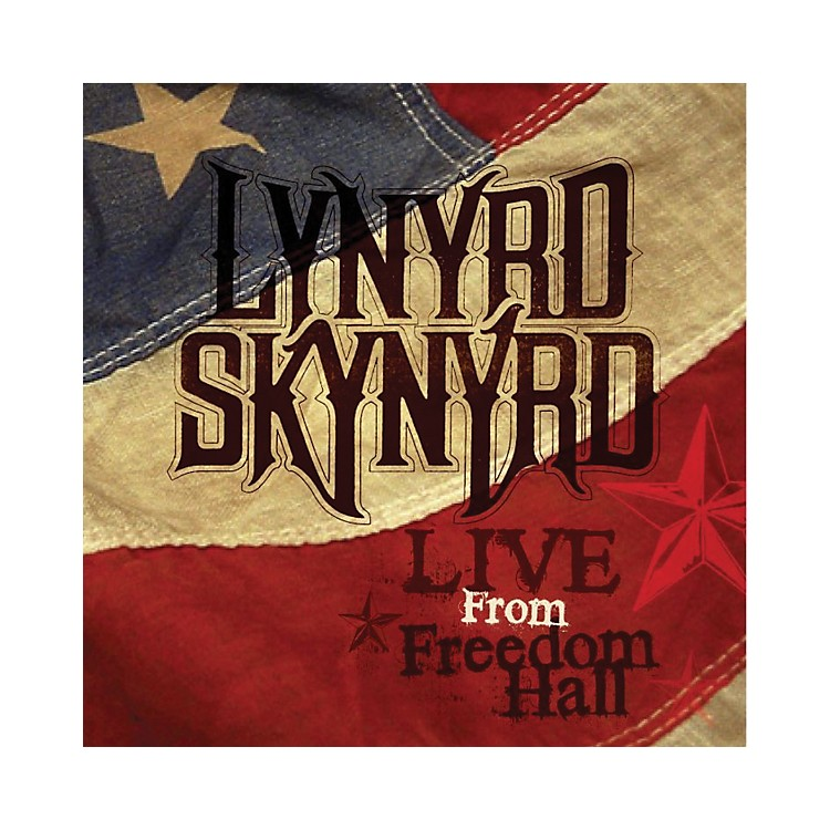 WEA Lynyrd Skynyrd Live from Freedom Hall DVD