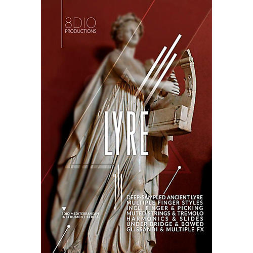 8DIO Productions Lyre-thumbnail