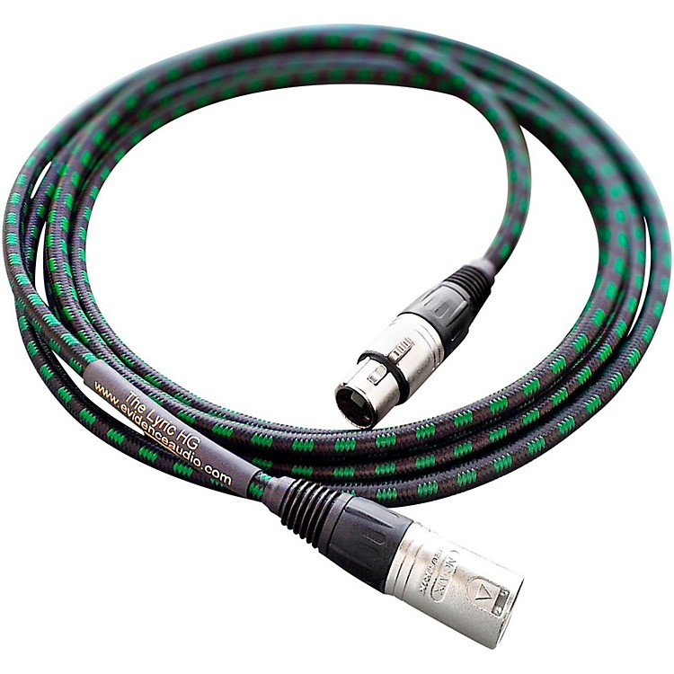 Evidence Audio Lyric HG Microphone Cable 30 FT XLR