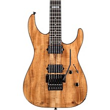 ESP M-1000 Limited Edition Koa Electric Guitar Level 1 Natural