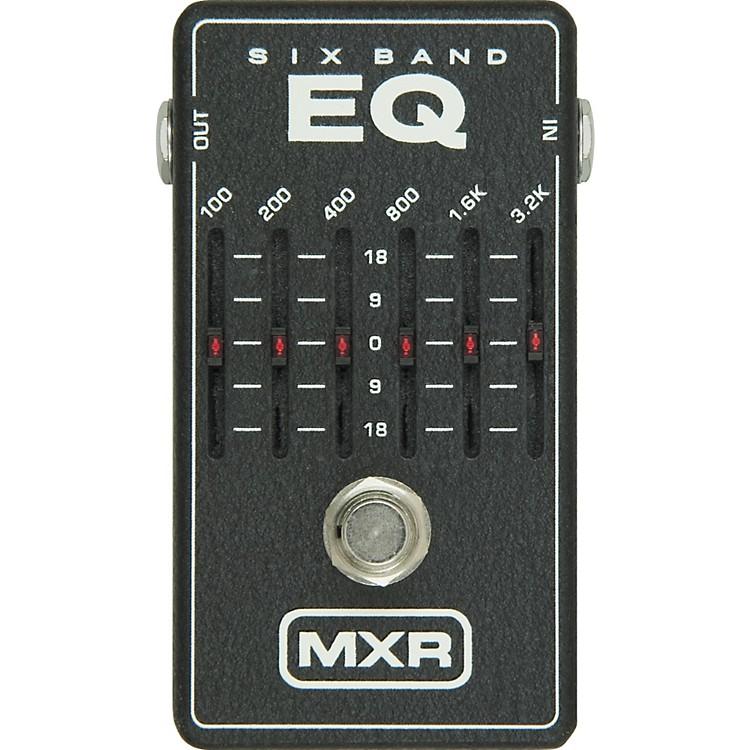 MXRM-109 6-Band Graphic EQ