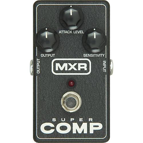 MXR M-132 Super Comp Compressor Pedal-thumbnail