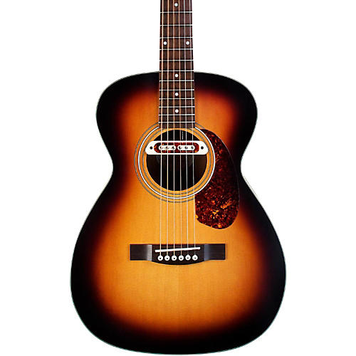 Guild M-240E Troubadour Acoustic Electric Guitar-thumbnail
