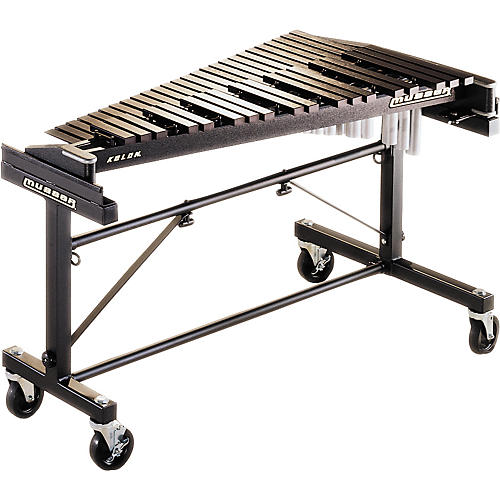 Musser M-7051 Xylophone with Moto Cart