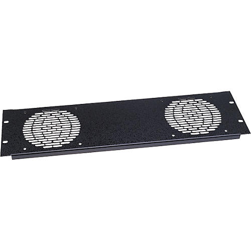 Middle Atlantic M/A Textured 3-Space 2-Fan Panel