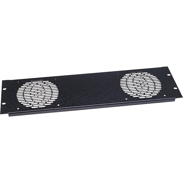 Middle AtlanticM/A Textured 3-Space 2-Fan Panel