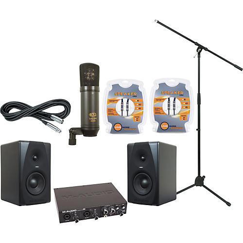 M-Audio M-Audio ProFire 610 and CX5 Recording Package-thumbnail