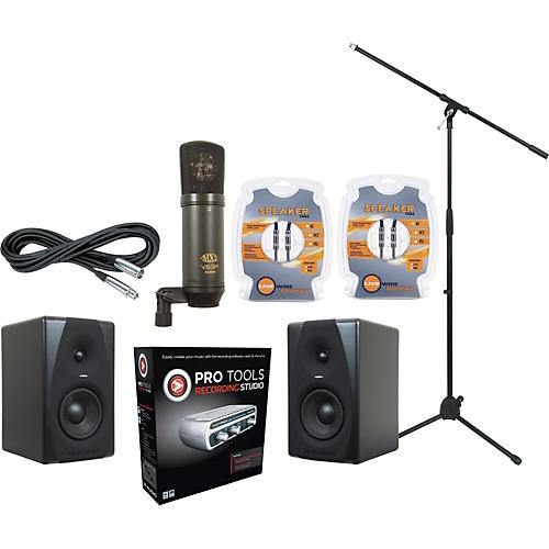 M-Audio M-Audio ProTools Recording Studio and CX5 Package-thumbnail