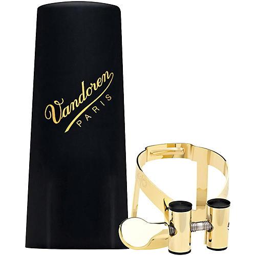 Vandoren M/O Series Saxophone Ligature Tenor Sax - Gold-Plated
