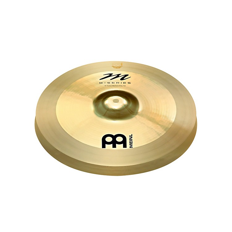 MeinlM-Series Fusion Medium Hi-Hat Cymbal Pair14 Inch