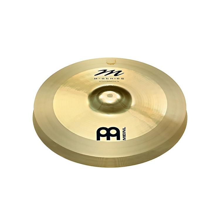 MeinlM-Series Heavy Hi-Hat Cymbal Pair14 Inch