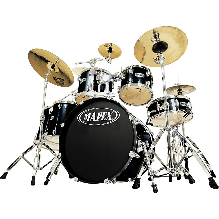 MapexM Series Maple 6-Piece Studio Drum Set
