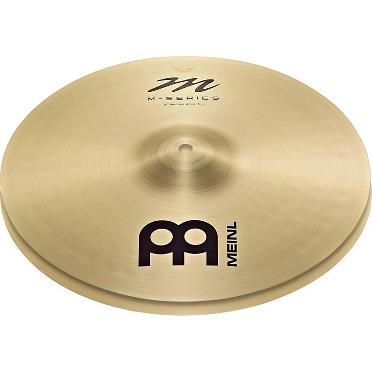 MeinlM-Series Medium Hi-Hat Cymbals