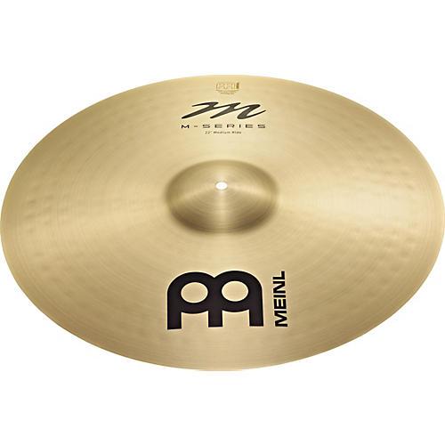 Meinl M-Series Medium Ride Cymbal 22 in.-thumbnail