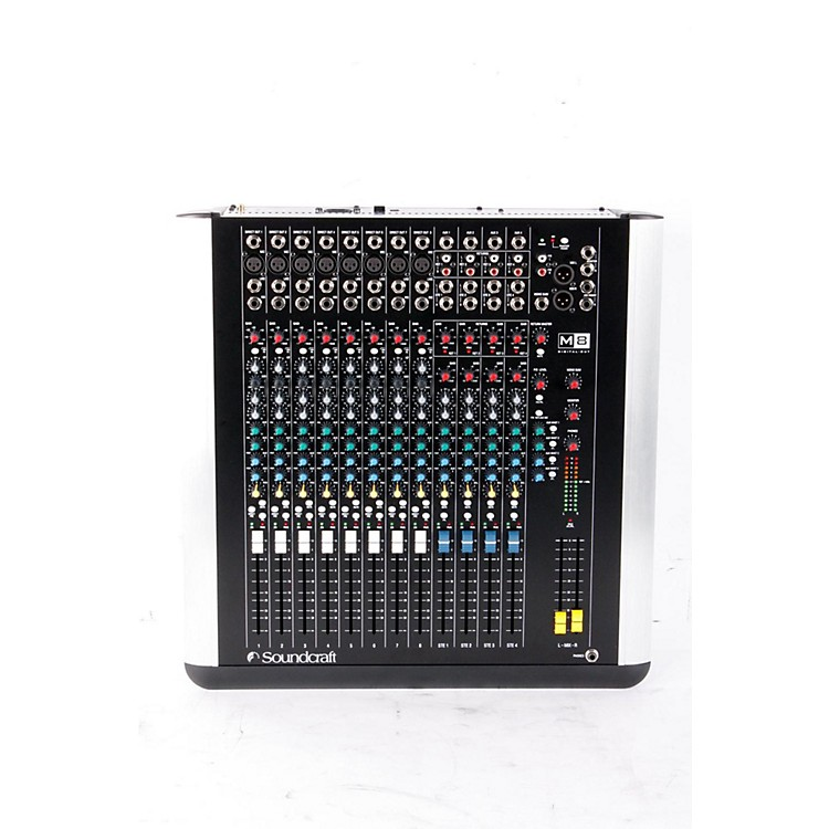 Soundcraft M Series Spirit M8 16-Channel Mixer