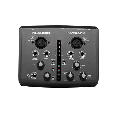 M-Audio M-Track with Ignite