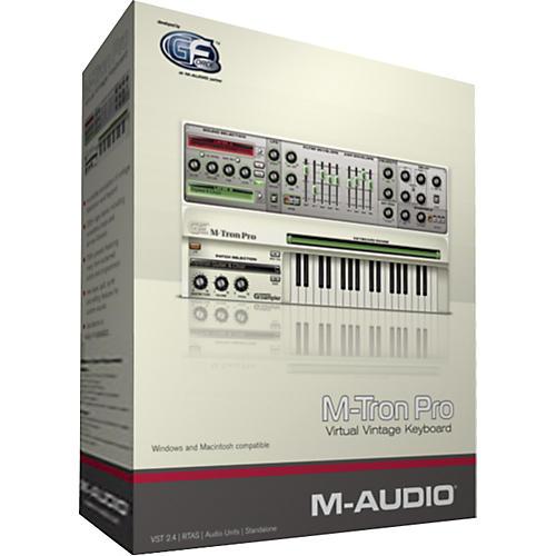 GForce M-Tron Pro Virtual Instrument