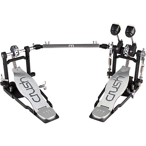 Crush Drums & Percussion M1 Double Bass Drum Pedal with Hard Case