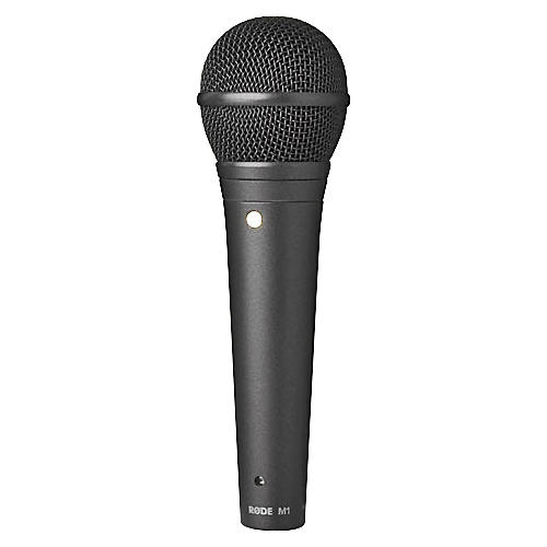 Rode Microphones M1 Dynamic Microphone Black