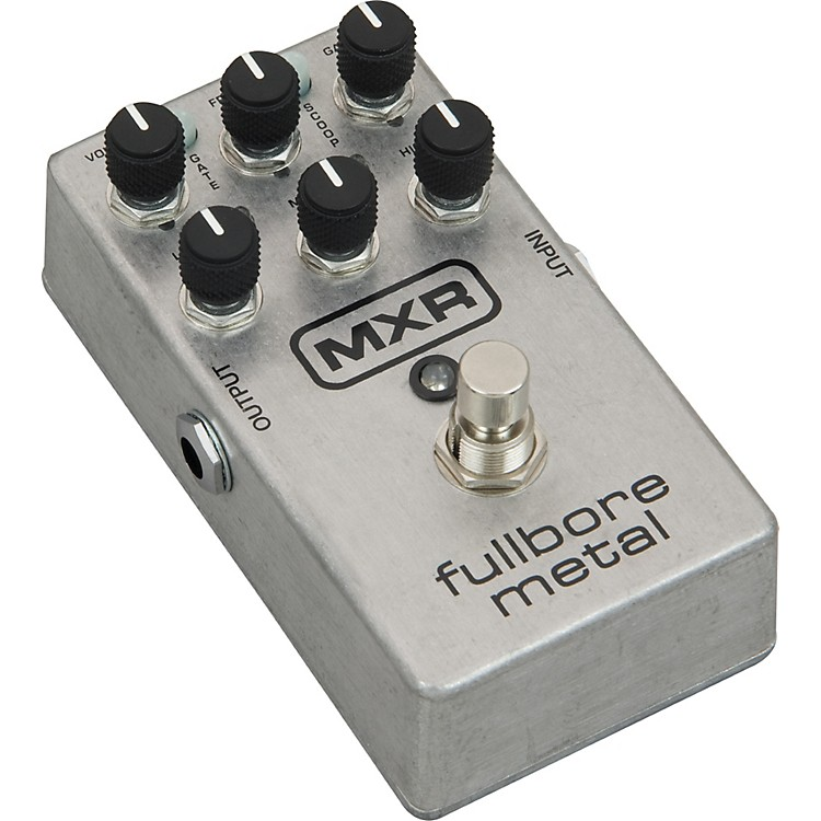 MXR M116 Fullbore Metal Distortion Guitar Effects Pedal
