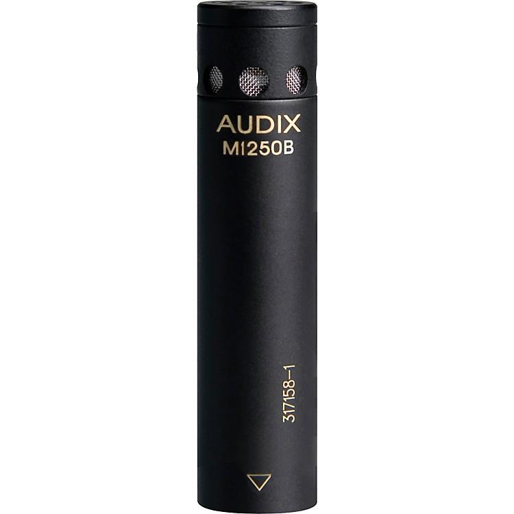 AudixM1250B Miniaturized Condenser MicrophoneCardioidWhite