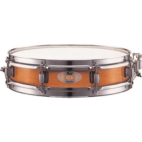 Pearl M1330 Maple Piccolo Snare Drum Natural