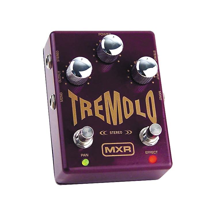 MXR M159 Stereo Tremolo Guitar Effects Pedal
