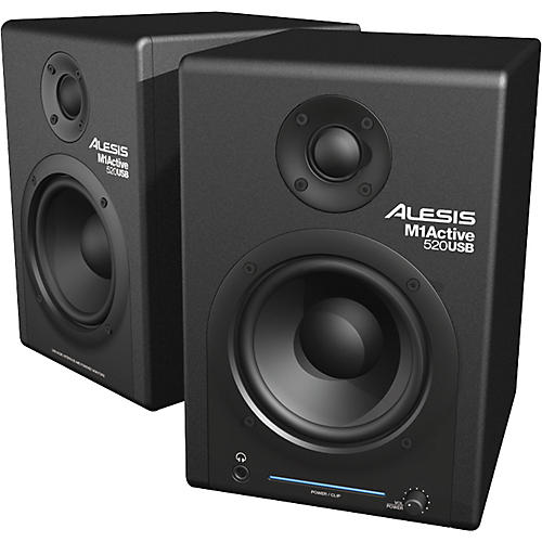 Alesis M1Active 520 USB Studio Monitors