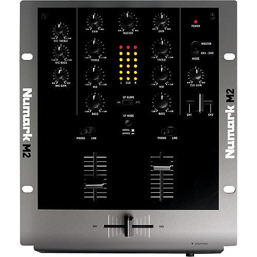 numark m2 dj mixer musician 39 s friend. Black Bedroom Furniture Sets. Home Design Ideas