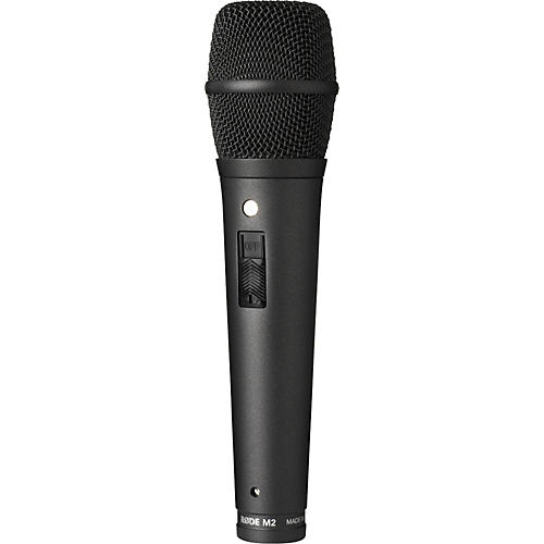 Rode Microphones M2 Handheld Condenser Microphone-thumbnail
