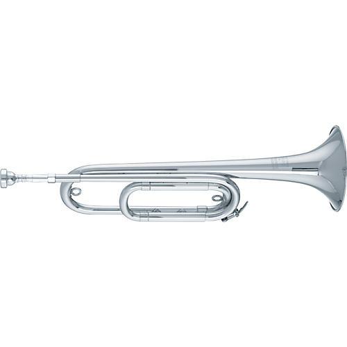 Getzen M2003 American Heritage Series Bb Field Trumpet Silver