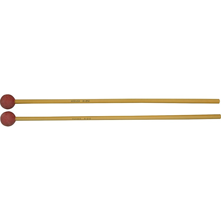 Musser M212 Medium Rubber Marimba Mallets