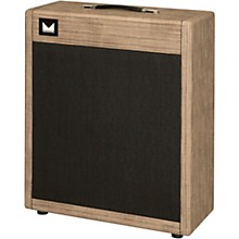 Morgan Amplification M212V Vertical 150W 2x12 Guitar Speaker Cabinet with Celestion Creamback Speakers Driftwood Finish