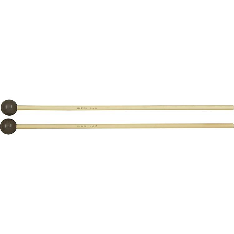 MusserM215 Hard Brown Phenolic Mallets