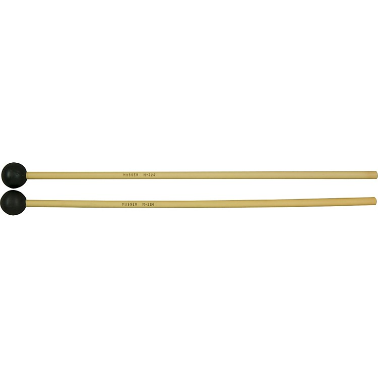 Musser M224 Medium Soft Rubber Mallets