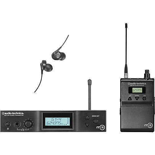 Audio-Technica M3 In-Ear Wireless System Band L