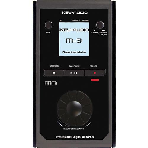 iKEY M3 Portable Digital Recorder