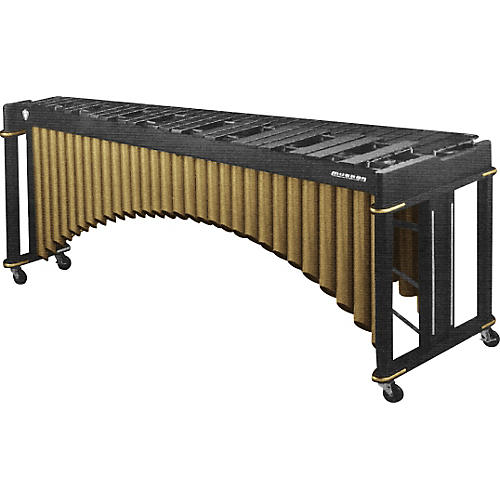 Musser M300 / M360 / M7360 Classic Grand 4.3 Octave Kelon Marimba With Concert Frame (M-300)