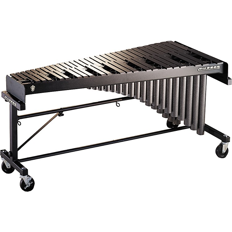 Musser M300 / M360 / M7360 Classic Grand 4.3 Octave Kelon Marimba With All Terrain Frame (M-7360)