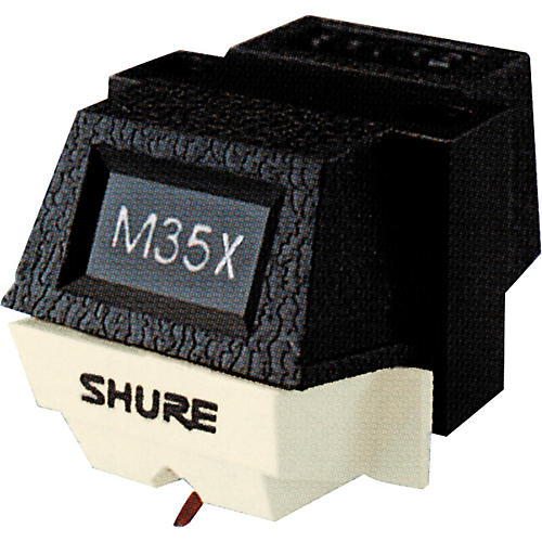 Shure M35X House Techno DJ Cartridge
